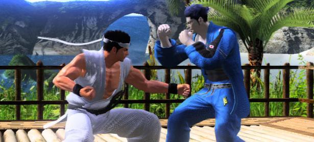 Podrás jugar <em>Virtua Fighter 5</em> en <em>Yakuza 6</em>