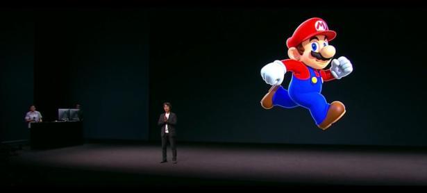 Apple Keynote 2016: Anuncian Super Mario Run, juego exclusivo para iPhone y iPad