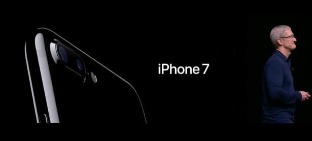 Apple Keynote 2016: Anuncian iPhone 7