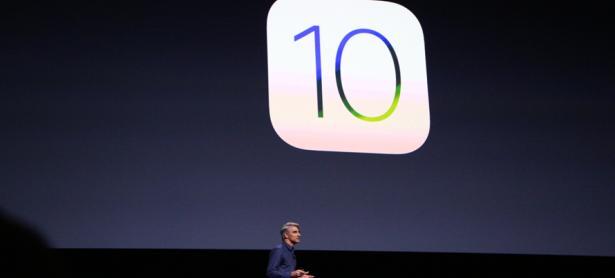 Qué traera el iOS 10