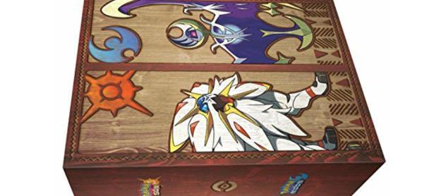 Contenidos de la edición coleccionista de la guía de <em>Pokémon Sun &amp; Moon</em>