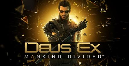 <em>Deus Ex: Mankind Divided</em> llegará a Mac y Linux