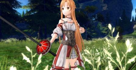 <em>Sword Art Online: Hollow Realization</em> tiene un nuevo trailer