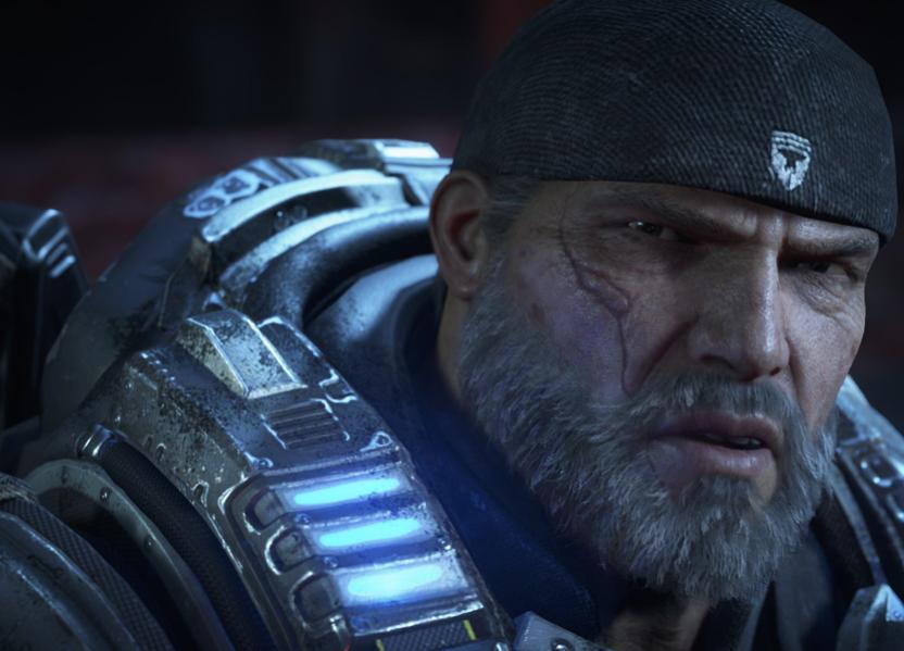 El legado de Marcus sigue adelante en Gears of War 4