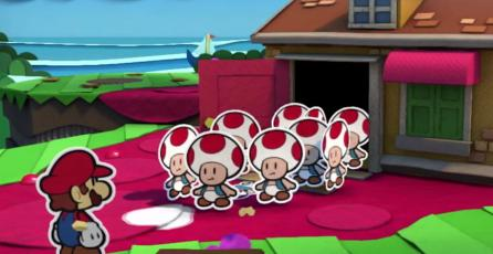 Jugadores consiguen <em>Paper Mario: Color Splash</em> antes de su lanzamiento