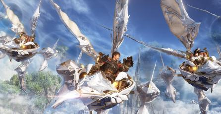Debuta el nuevo parche para <em>Final Fantasy XIV</em>