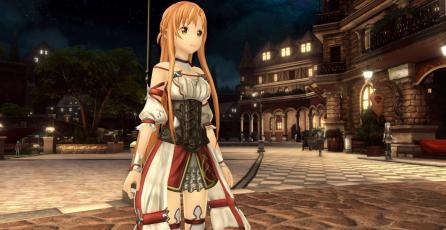 Éste es el quinto trailer de <em>Sword Art Online: Hollow Realization</em>