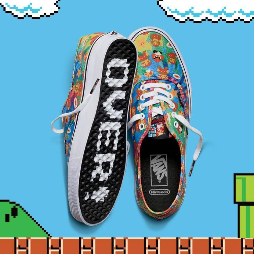 zapatillas vans nintendo chile