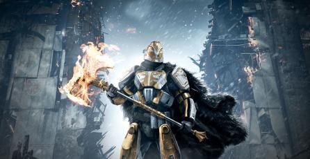 <em>Destiny: Rise of Iron</em>