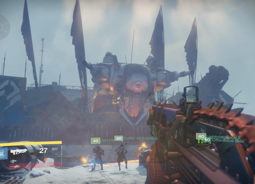 El nuevo raid tiene mecánicas nuevas e interesantes