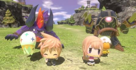 Demo de <em>World of Final Fantasy</em> llegará pronto a Japón