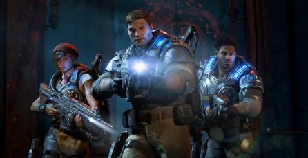 Gears of War 4: Comparativas E3 2015 vs versión final