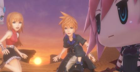 Confirman demo de <em>World of Final Fantasy</em> para América
