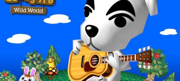 <em>Animal Crossing: Wild World</em> ya está disponible para Wii U