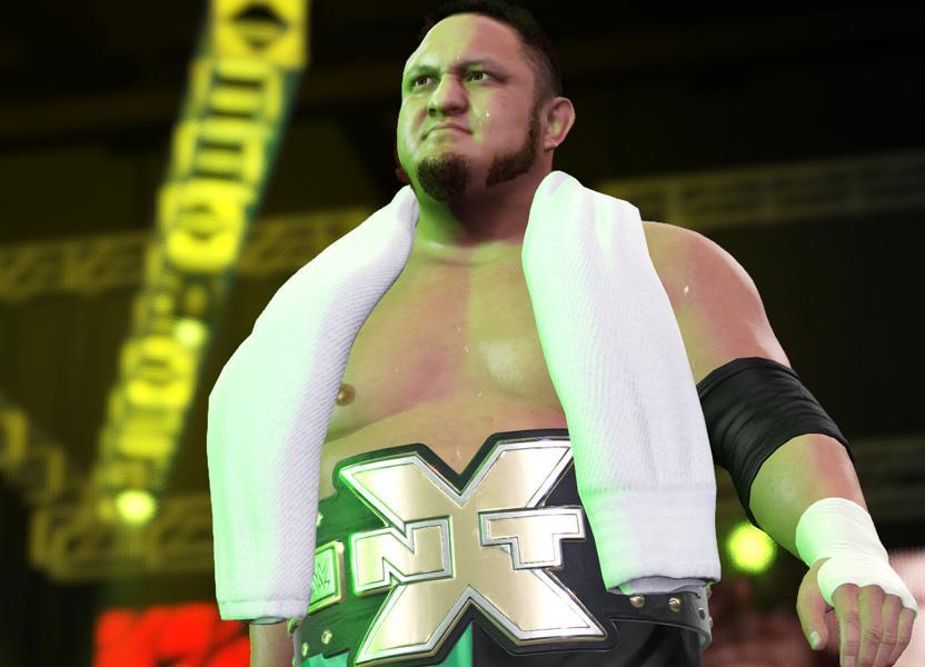 Calidad en la presentación de las súper estrellas de la WWE