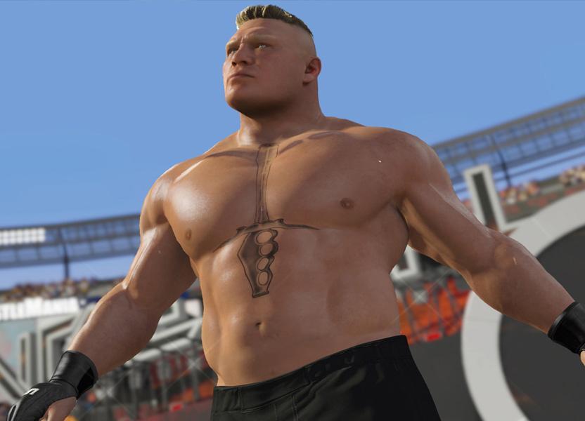 Fue un grave error que no hubiera un Showcase con Brock Lesnar