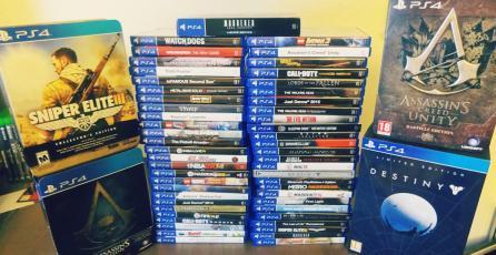 77% de los jugadores aún prefiere los juegos en discos