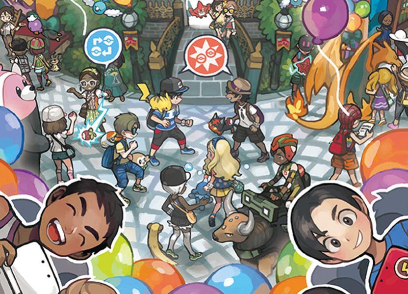 Pokémon Sun y Moon estaba dirigido a quienes nunca han jugado un título de la serie