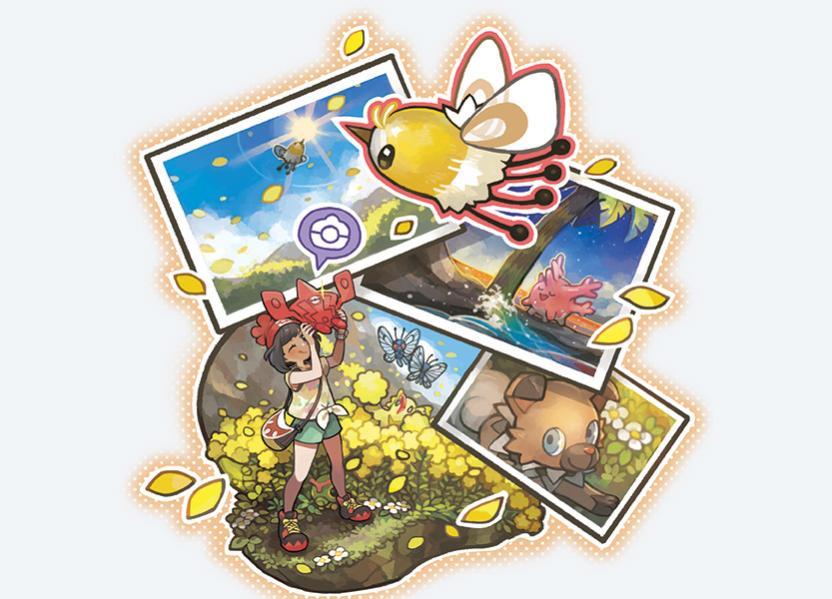 Pokémon Visión está inspirado en Pokémon Snap, pero con ajustes acordes para un RPG