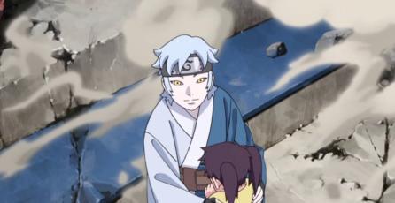 Podrás jugar como Mitsuki en <em>Road to Boruto</em>