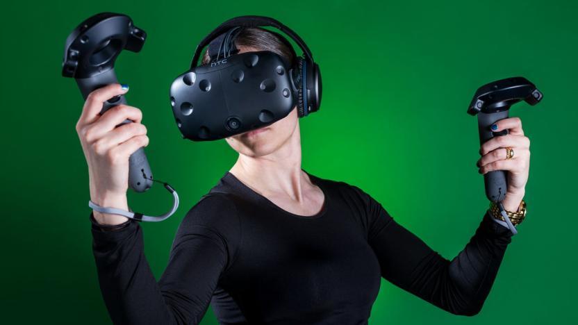 El HTC Vive posee una larga colección de juegos y 'experiencias' que tienen multijugador