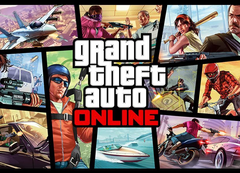 GTA Online continúa siendo un éxito