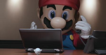 Nintendo presenta su amiibo de Boo en video de Halloween