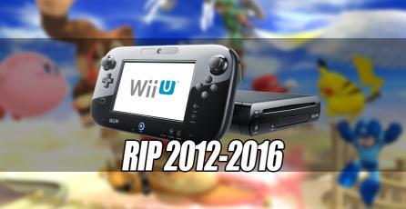 Nintendo terminará la producción de la Wii U esta semana