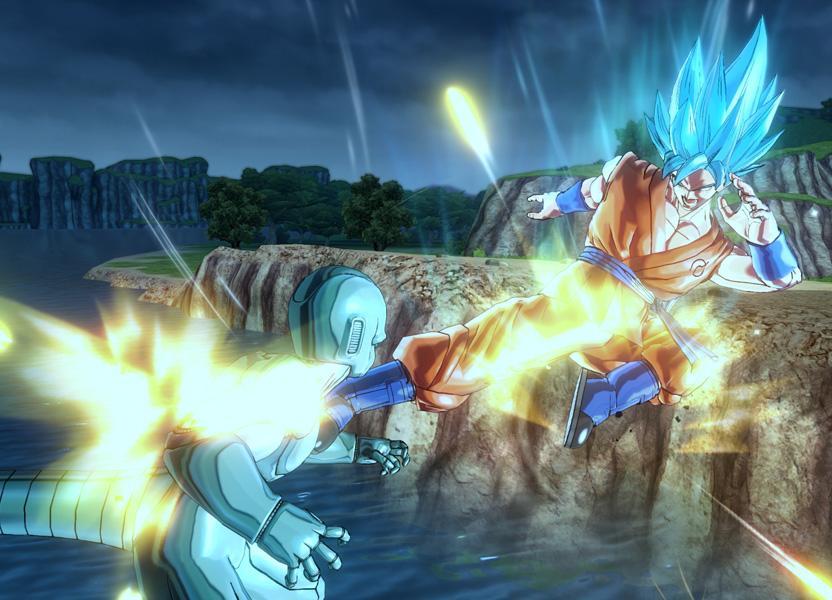 Los combates son el apartado más espectacular y dramático de Dragon Ball Xenoverse 2