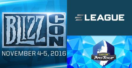 Los eventos de eSports para ver este fin de semana