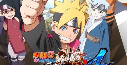 Anuncian versión física de <em>Naruto Shippuden: Road to Boruto</em>