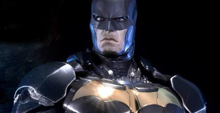 Mira esta costosa figura de <em>Batman: Arkham Knight</em>