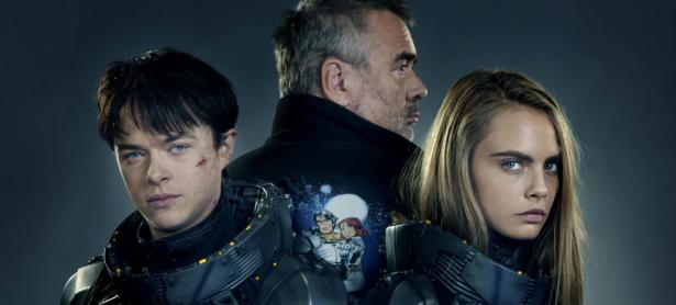 Estrenan tráiler de la película de ciencia ficción <em>Valerian</em>