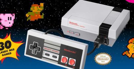 Conoce el easter egg de la vida real del NES Classic Edition
