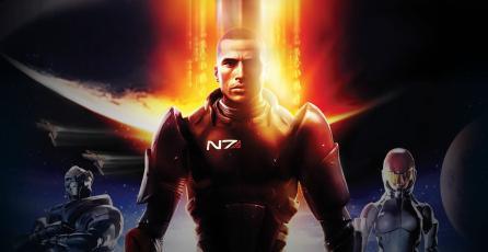 La historia del origen de <em>Mass Effect</em>