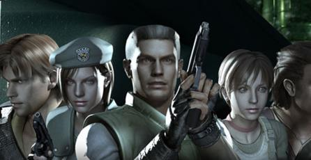 <em>Resident Evil: The Umbrella Chronicles</em> llega a Wii U