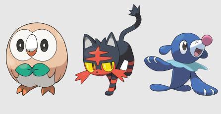 Ya puedes usar stickers de <em>Pokémon Sun / Moon</em> en Twitter