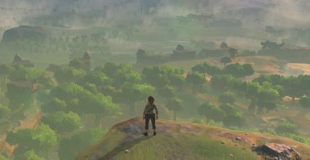 Nintendo prepara experiencia de Zelda para el mundo real