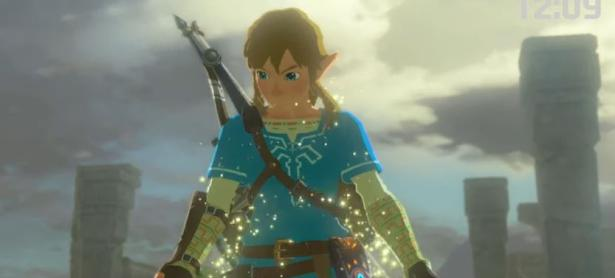 The Legend of Zelda: Breath of the Wild muestra nuevo tráiler