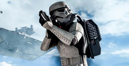 <em>Star Wars: Battlefront</em> ya está disponible en EA Access