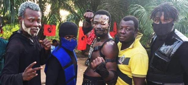 Nueva película de <em>Mortal Kombat</em> se está filmando en África