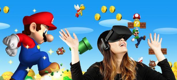 Nuevas patentes de Switch muestran un dispositivo de Realidad Virtual