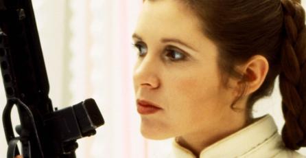 Fallece Carrie Fisher, actriz de <em>Star Wars</em>