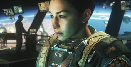 <em>Call of Duty: Infinite Warfare</em> permanece como el rey de Reino Unido