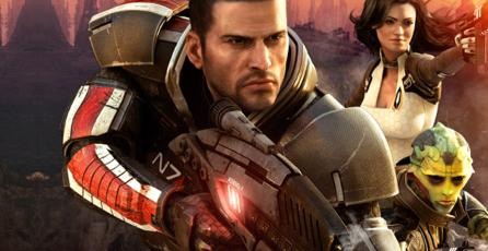 Puedes importar tu partida de <em>Mass Effect 2</em> a <em>Frog Fractions 2</em>
