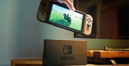 Surge listado de posibles características de Nintendo Switch