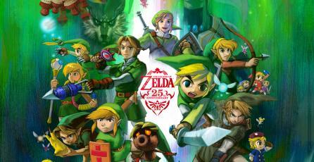 Así luce la edición especial del soundtrack de <em>The Legend of Zelda</em>