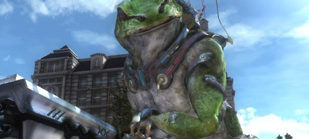 D3 Publisher presenta teaser de <em>Earth Defense Force 5</em>