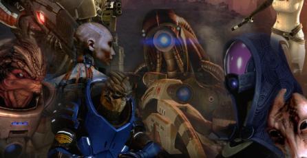 Consigue <em>Mass Effect 2</em> gratis en PC