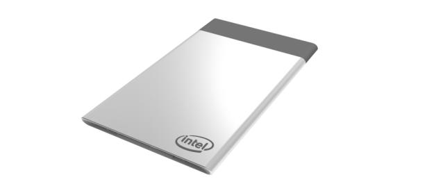 Intel Compute Card es un PC del tamaño de una tarjeta de crédito